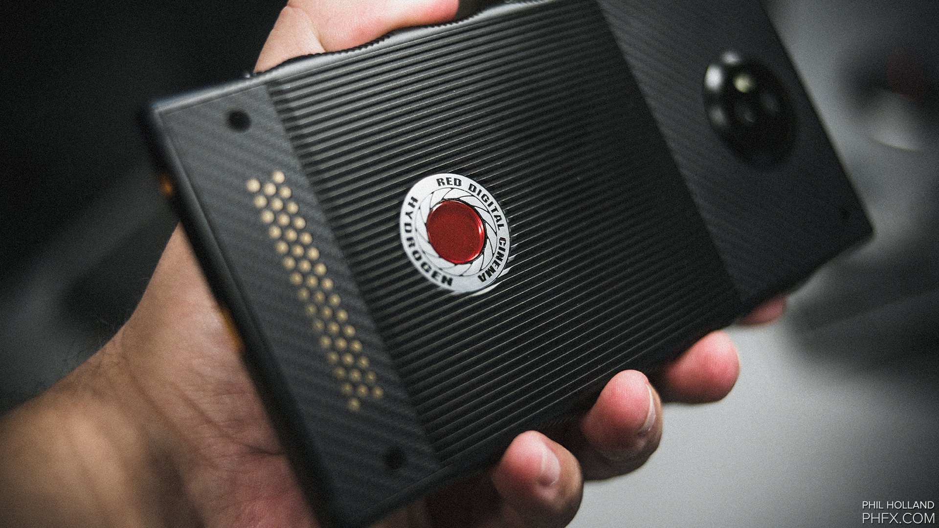 RED Hydrogen One - Hands On